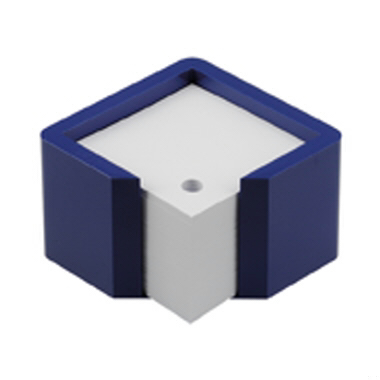 arlac Zettelbox memorion royalblau