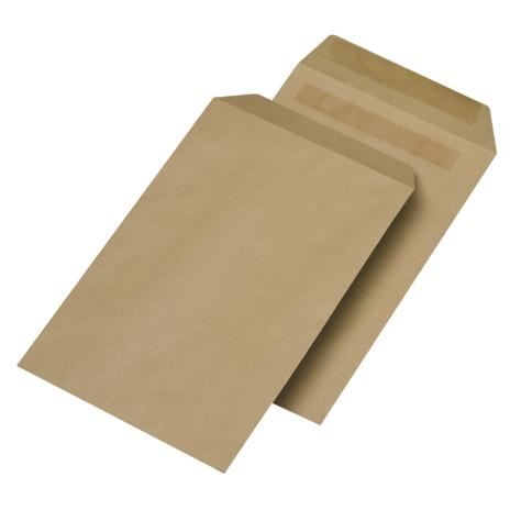 Lemppenau + Rössler-Kuvert Versandtasche DIN C5 500 St./Pack.