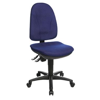 TOPSTAR Bürodrehstuhl Point 30 blau