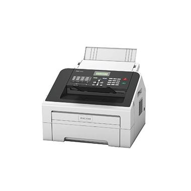 Ricoh Faxgerät 1195L 901283 DIN A4 USB ADF schwarzgrau