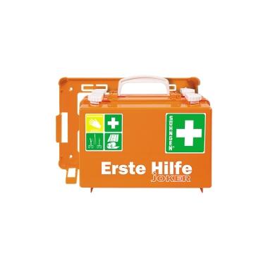 SÖHNGEN® Erste Hilfe Koffer QUICK-CD JOKER