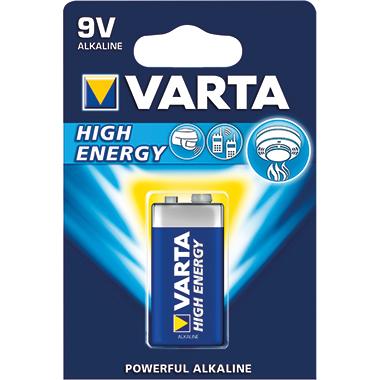 Varta Batterie High Energy E-Block