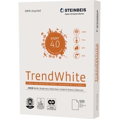 Steinbeis Kopierpapier Trend White DIN A4