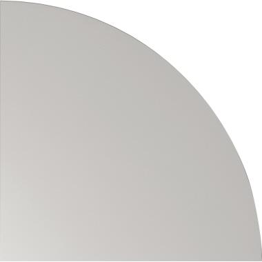 Hammerbacher Verkettungselement 80x80 cm grau