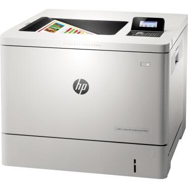 HP Farblaserdrucker LaserJet Enterprise M552dn B5L23A h.gr