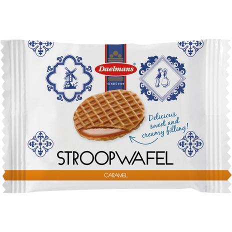 Daelmans Gebäck Stroopwafel Mini