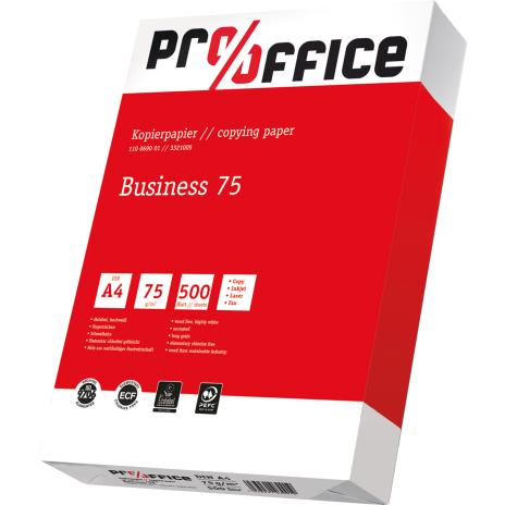 Pro/Office Kopierpapier Business DIN A4 75g/m²