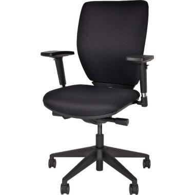 Bisley Bürodrehstuhl Optime mit Rückenlehnenhöhenverstellung