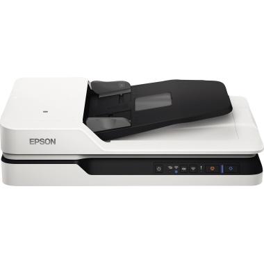 Epson Flachbettscanner WorkForce DS-1660W