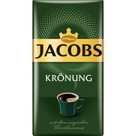 JACOBS Kaffee classic 500g Packung