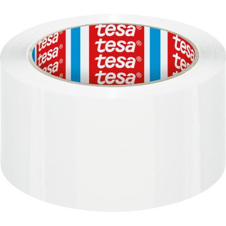 tesa® Packband tesapack® Universal weiß