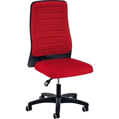 prosedia Bürodrehstuhl Eccon plus-3 1-farbig schwarz