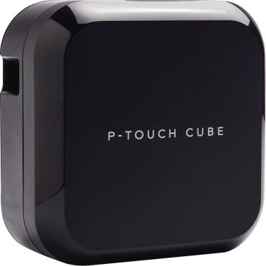 P-touch Beschriftungsgerät CUBE Plus
