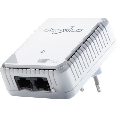 devolo Powerline LAN Kompakt Starter Kit