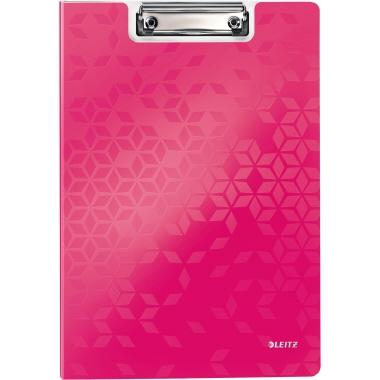 Leitz Klemmbrettmappe WOW pink
