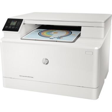 HP Multifunktionsgerät Color LaserJet Pro M182n 7KW54A#B19