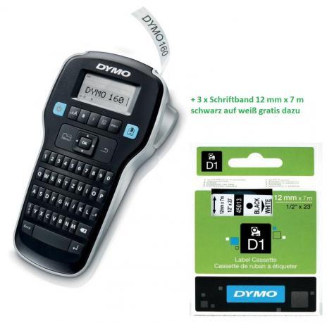 DYMO® Beschriftungsgerät LabelManager™ 160 AKTION