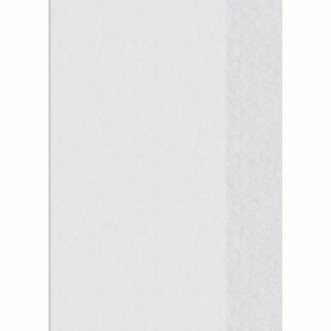 BRUNNEN Heftumschlag A5 mit Namensschild orange