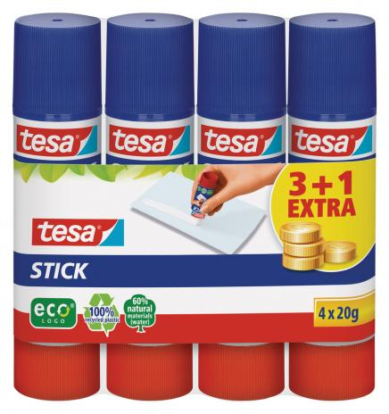 tesa® Klebestift Stick ecoLogo® 20g