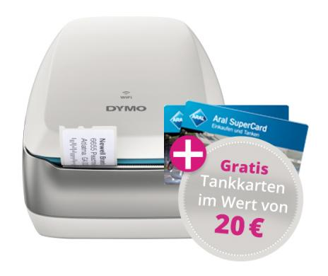 DYMO® Etikettendrucker LabelWriter™ Wireless weiß