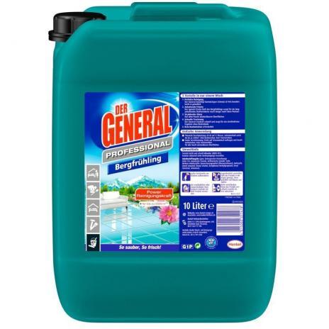 Allzweckreiniger Der General Bergfrühling 10 Liter Kanister