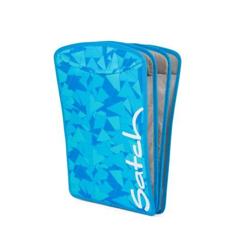 Satch Heftebox TripleFlex blau