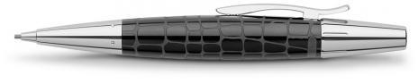 Faber-Castell Drehbleistift E-MOTION Kroko schwarz