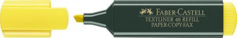 Faber-Castell Textmarker TEXTLINER 48 Refill grün