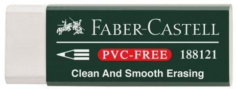 Faber-Castell Radierer Vinyl Eraser 7081 N