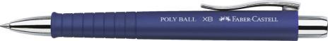 Faber-Castell Kugelschreiber POLY BALL 0,6 mm schwarz