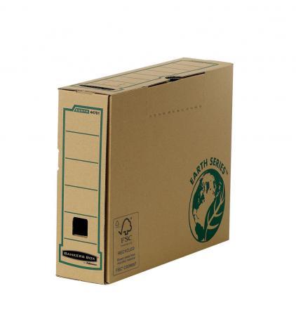 Bankers Box® Archivschachtel Earth Series 8 x 25 x 31,5 cm