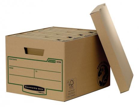Bankers Box® Archivbox Earth Series 32,5 x 26 x 37,5 cm