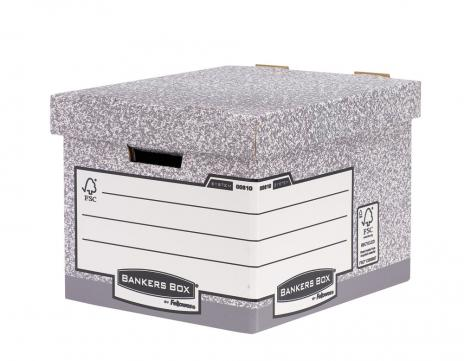 Bankers Box® Archivbox System 33,3 x 28,5 x 39 cm