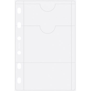 Filofax Kreditkartenhülle POCKET für 4 Karten