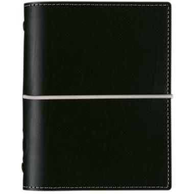Filofax Organizer Domino POCKET schwarz