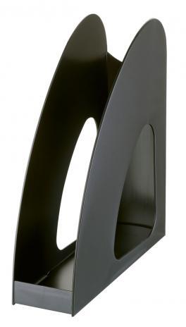 HAN Stehsammler TWIN für DIN A4/C4 schwarz
