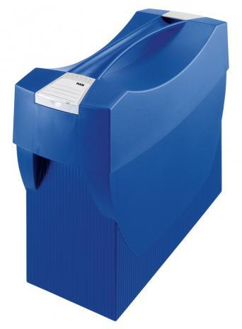 HAN Hängemappenbox SWING-PLUS blau