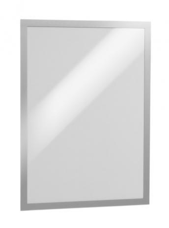 DURABLE Magnetrahmen DURAFRAME® DIN A3 silber