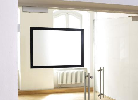 DURABLE Magnetrahmen DURAFRAME® POSTER 42 x 59,4 cm (BxH) silber