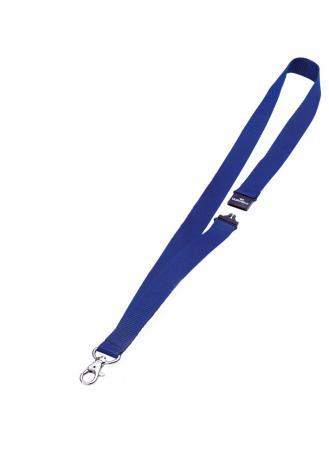 DURABLE Textilband 20 cm dunkelblau