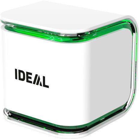 IDEAL Luftsensor AS10 mit optischer Anzeige der Raumluftqualität