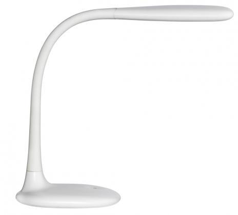 UNILUX Tischleuchte LUCY LED dimmbar weiß