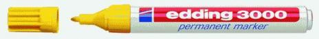 edding Permanentmarker 3000 braun