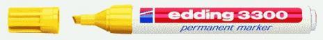 edding Permanentmarker 3300 schwarz