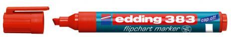 edding Flipchartmarker 383 schwarz