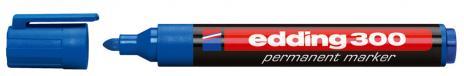 edding Permanentmarker 300 blau