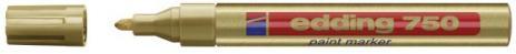 edding Lackmarker 750 gelb