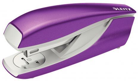 Leitz Heftgerät New NeXXt WOW 30 Bl. (80 g/m²) Blister violett