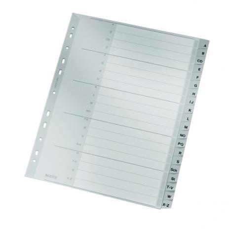 Leitz A-Z Register 23,8 x 29,7 cm (BxH)