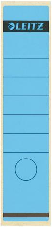 Leitz Ordnerrückenetikett SK breit/lang 10er Pack Hand blau